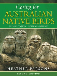 Caring Aust. Birds.Cover For Revised Edition
